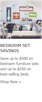 Bedroom Set Savings