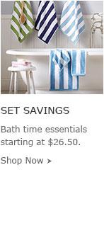 Set Savings