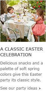 A Classic Easter Celebration