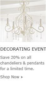 Decorating Events