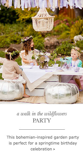 Wild Flowers Party