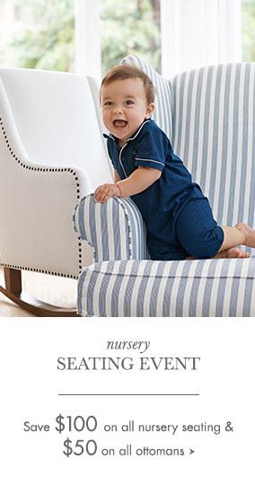 Nursery Seating Event
