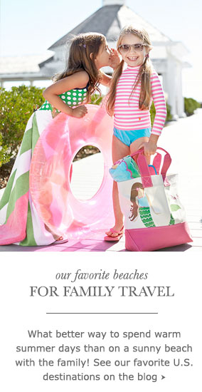 Our Favorite Beaches for Family Travel