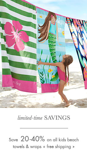 Kid Beach Towel Sale