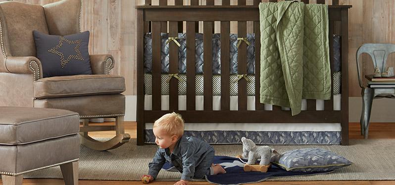 Camo Nursery