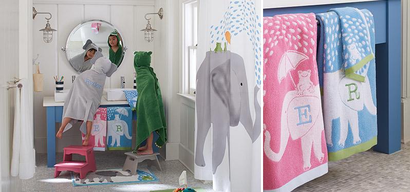 Elephant Bathroom