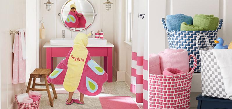 Butterfly Bathroom