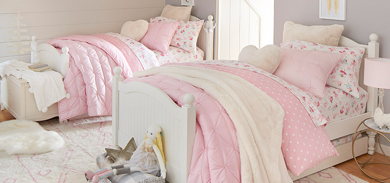 Owls & Fairies Bedroom