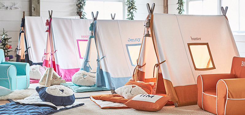 Tent Playroom