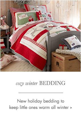 Cozy Winter Bedding