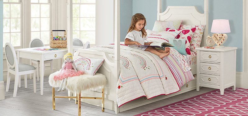 Http Www Potterybarnkids Com Shop Shop By Rooms Girl Rooms 1