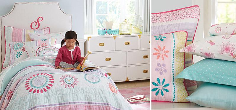 Maya Dandelion Shared Spaces Bedroom