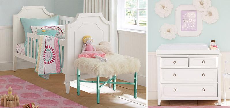 Maya Dandelion Toddler Bedroom