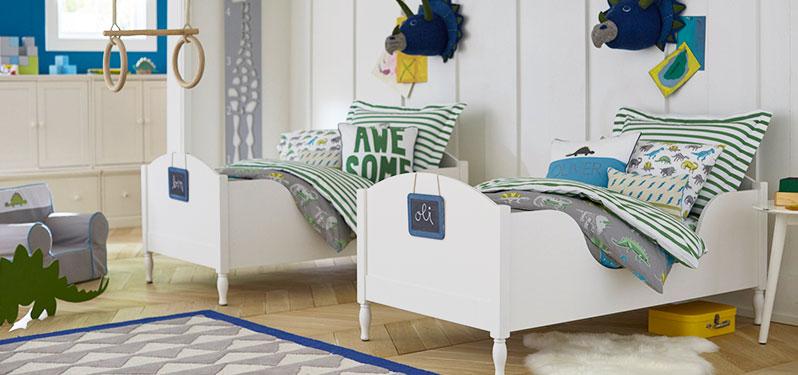 Dino Toddler Bedroom