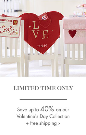 Valentine's Day Collection Sale