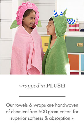 Bath Wraps