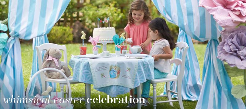 Whimsical Easter Celebration