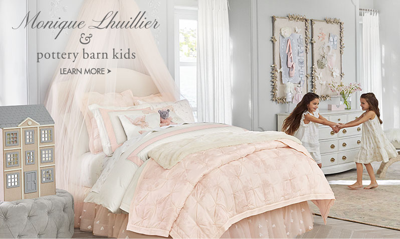 Monique Lhuillier for Pottery Barn Kids