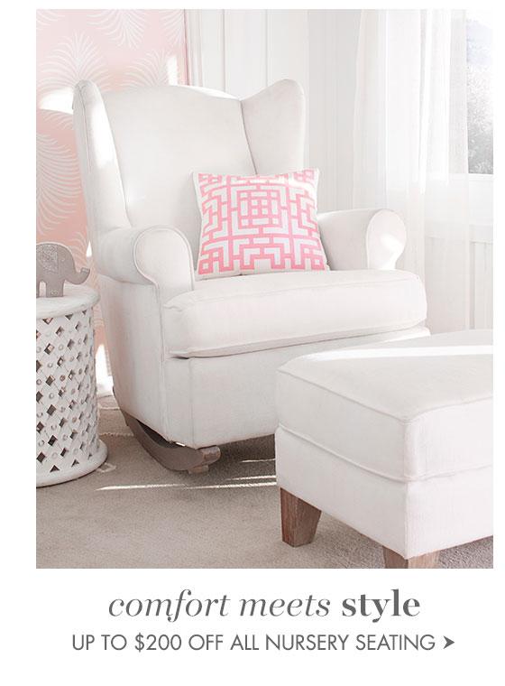 comfort meets style