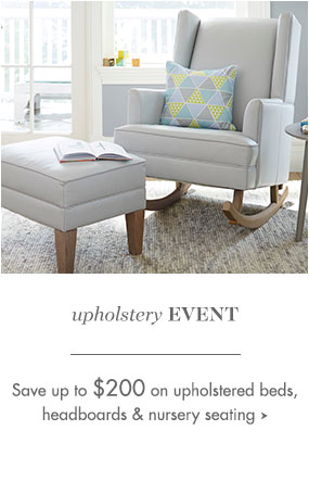 Upholstery Event