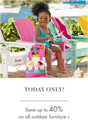 Outdoor furniture Flash Sale