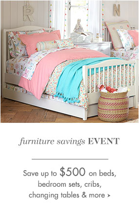 Furniture Savings Event