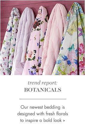Trend Report: Botanicals