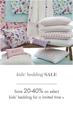 Kids' Bedding Sale