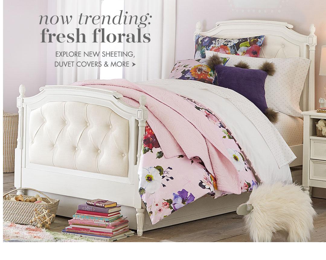 Now Trending: Fresh Florals