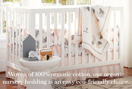 Organic Nursery Bedding