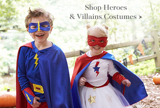 Heroes & Villains Costumes