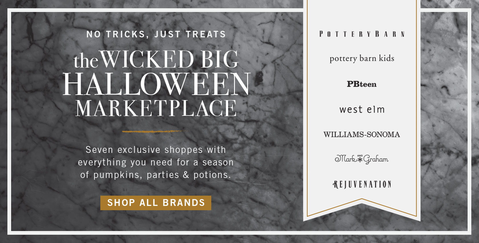 The Wicked Big Halloween Marketplace