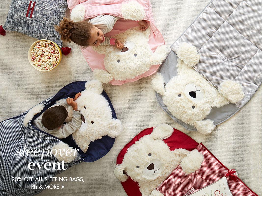 Sleepover Event
