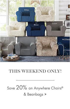 Anywhere Chairs & Beanbags