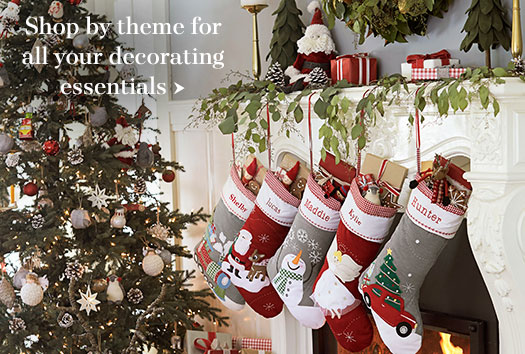 Shop by theme for all your decorating essentials