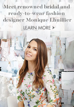 Meet renowned bridal and ready-to-wear fashion designer Monique Lhuiller.