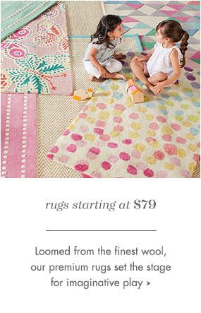 rugs starting at $79