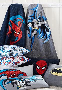 SUD116_Boy_Rooms_Spiderman_Batman_1x1