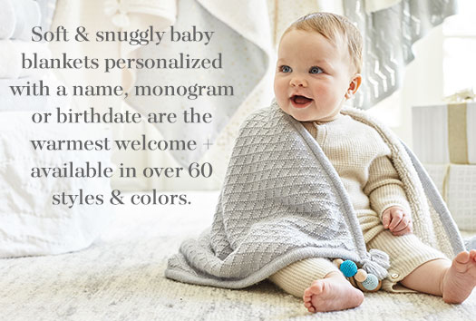Baby Blankets & Essentials