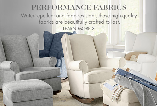 Learn our performance fabrics