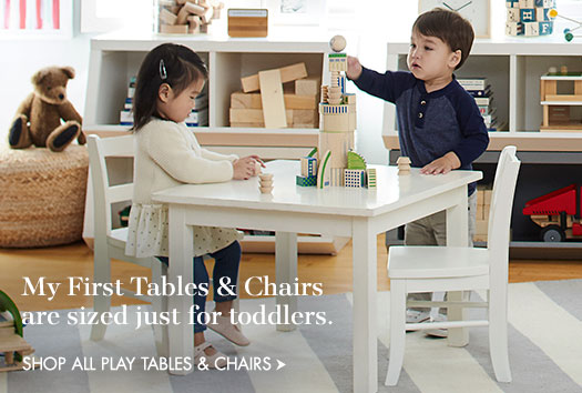 Shop All Play Tables & Chairs