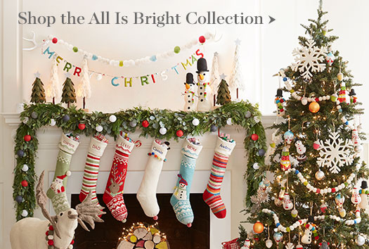Shop the All is Bright Collection