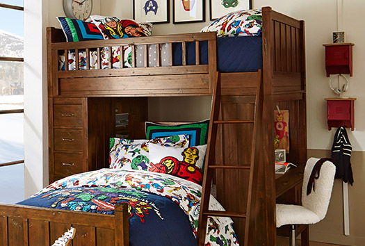 Marvel™ Bedroom