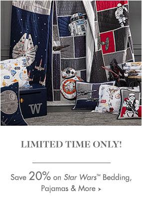 Star Wars Bedding Sale