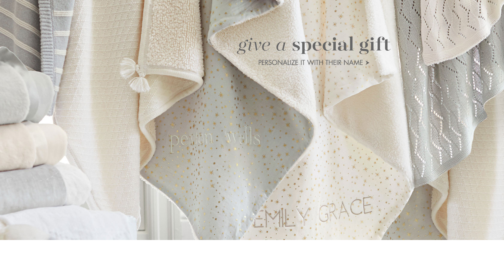 Give a special gift