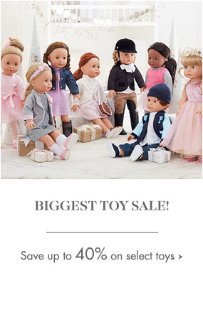 Biggest Toy Sale