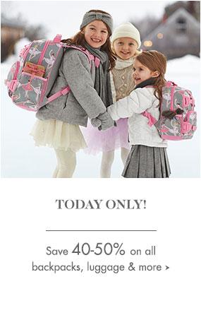 Backpacks, Luggage & More