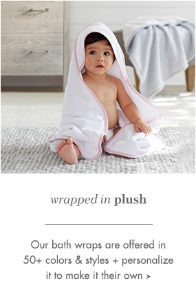 Wrapped in Plush