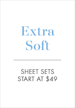 Extra Soft Sheet Sets