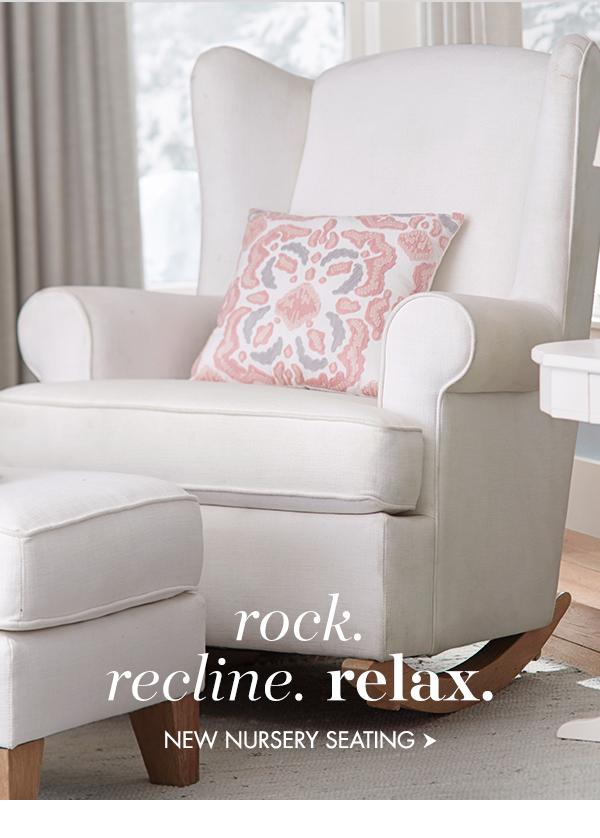Rock. Recline. Relax.